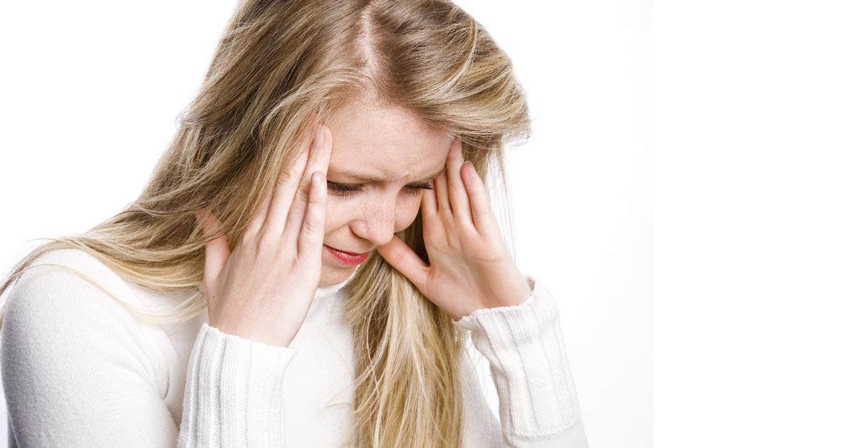 San Angelo natural migraine treatment by Dr. Pittman