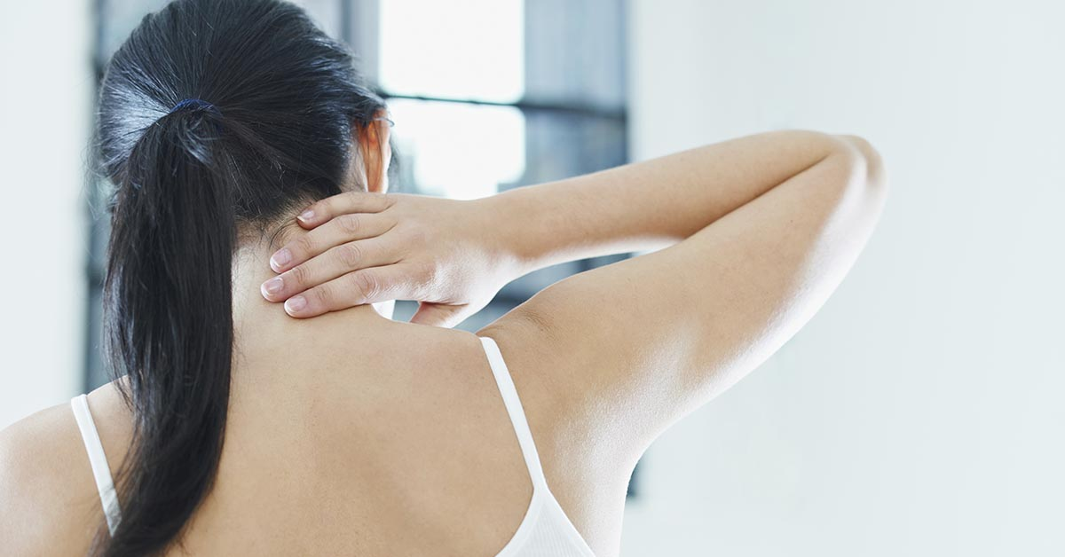 San Angelo chiropractic neck pain treatment